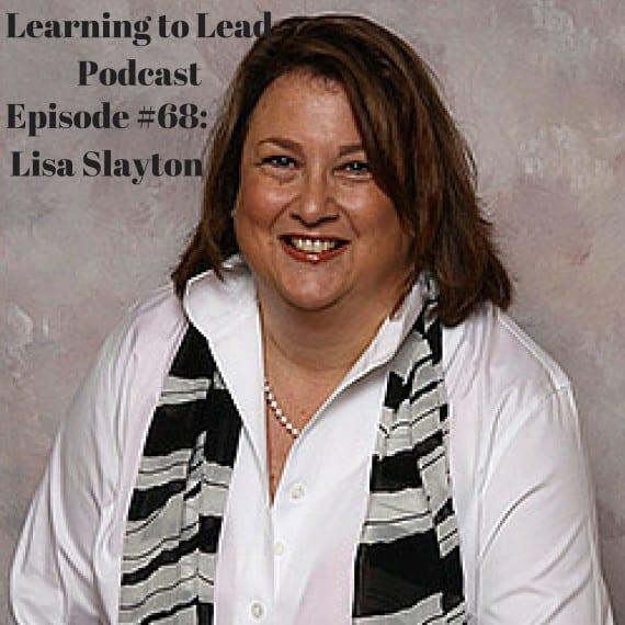 Episode #68-Lisa Slayton