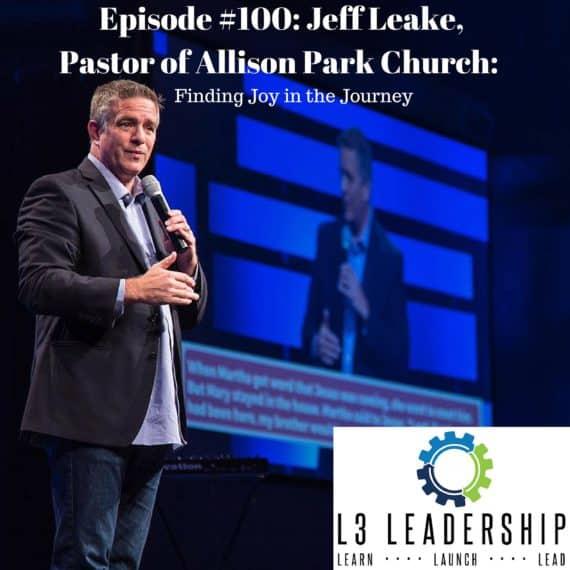 Episode #100- Jeff Leake