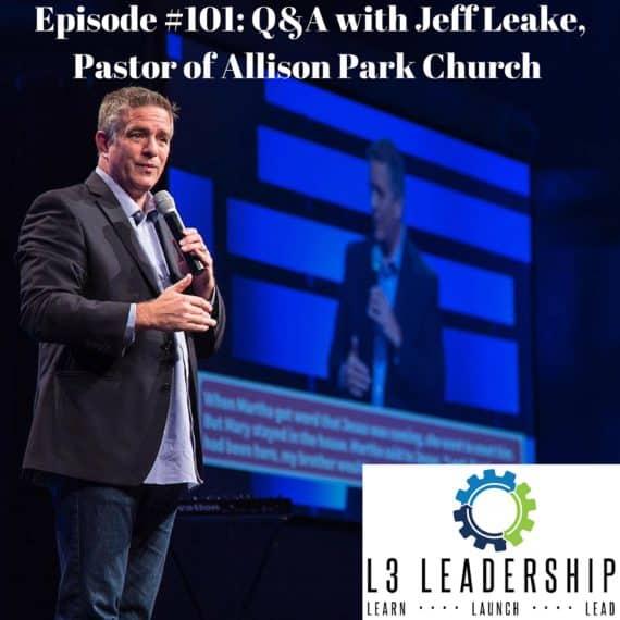 Jeff Leake Q&A
